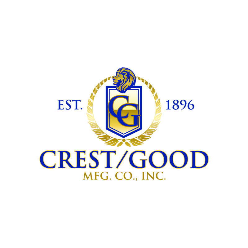 Crest Good Plumbing Logo