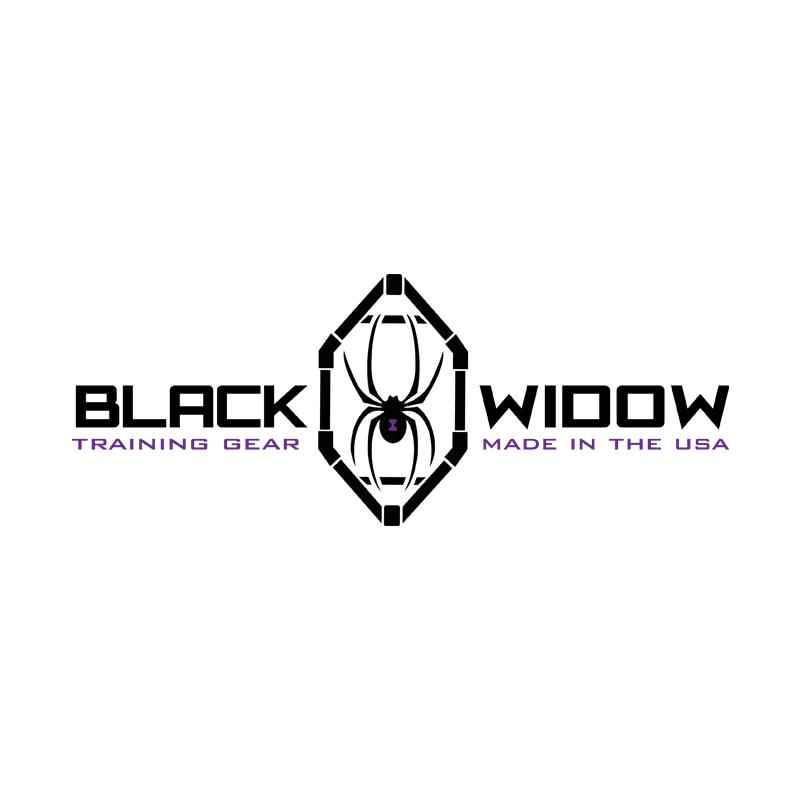 Gym Logo Black Widow Training Gear
